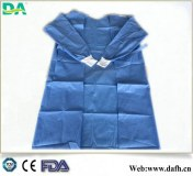 Disposable non-woven SMS/SMMS/SMMMS/SSMMS customized surgical gown hospital gown