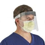 Visière de protection, écran facial