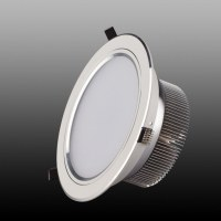3W-18W,LED Down Light, Recessed Light, Ceiling Light, Silver Body CE&RoHS