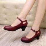 Mary-jane-shoe