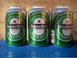 Heineken Beer 250ml, 330ml & 500ml