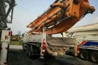 49m Concrete Pimp Truck