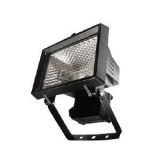 Halogen projector 150W Black (included)