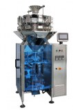 Full automatic weighing and packing 2 in 1 machine