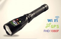 12 MegaPixelsHD LED flashlight camera police camera with TFT LCD