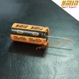 Low LC Aluminum Electrolytic Capacitor for General Purpose