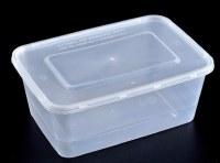 Disposable Rectangular Food Container 1500ml
