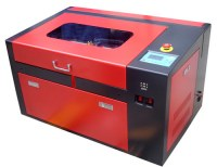 KL-350 50W high grade laser engraving machine, laser cutter from China