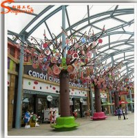 Best selling product new decorative China supplier outdoors garden artificial large can...