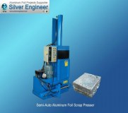 Automatic PLC Control Scrap Presser