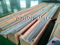Zirconium seamless and welded Pipes