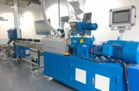 KY-Lab Twin Screw Extruder