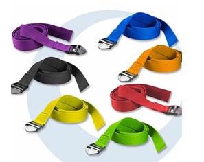 Yoga straps/yoga belts