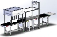AUTOMATED SCANNING AND WEIGHING LINE(DWS)