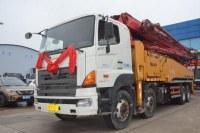 52m Concrete Pump Truck