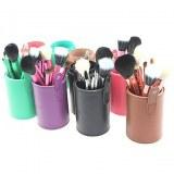 China's cosmetic brush manufacturers