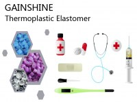 Gainshine 5G Medical Grade Thermoplastic Elastomer