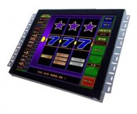 19-inch screen with a removable faceplate POG Games