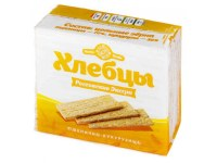Crunchy wheat bread
