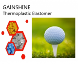 Wearable Thermoplastic Elastomer for Golf