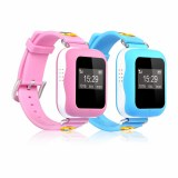 2016 GPS kids tracker, Bracelet GPS watch waterproof Bluetooth Buil-in 2g TF card