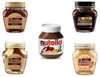 Nutella 400g/750g & Pernigotti Gianduia 350g (Gianduia Nero, Cremino, Nocciola)