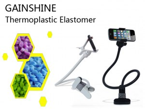 Wearable Thermoplastic Elastomer for Mobile Phone Holder