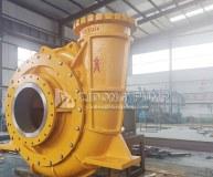 WN600 dredge pump, CSD wear-resistant sand gravel pump for river lake dredging