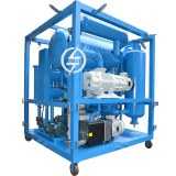 Skid mounted transformer oil treatment,energized transformer oil purification plant