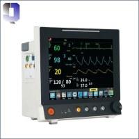 JQ-6307 Plus ICU room portable capnograph etco2 patient monitor hospital cardiac monitor