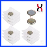 Magnetic Button/Snaps Closures PVC/TPU Type for Clothing/Bags/Luggage/Overcoat