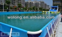 High quality inflatable swimming pool /inflatable kids swimming pool/inflatable pool