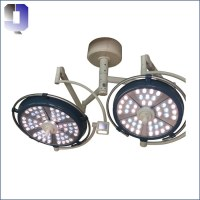 JQ-LED700/700 Color Temperature adjustable LED Shadowless Operating Lamp for major surgery