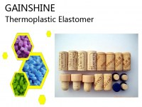 Non Toxic Thermoplastic Elastomer for Cork