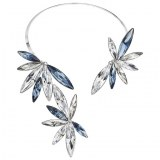 Necklace fabos crystals from swarovski