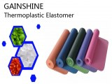 Wearable Thermoplastic Elastomer for Yoga Mat