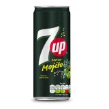7UP MOJITO - PACK DE 24x33CL