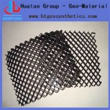 Tri-dimension composite genet for drainage