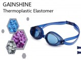 Hydrolysis Resistance Thermoplastic Elastomer for Goggles