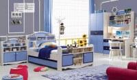 Wood Bunk Bed Bedroom Furniture for Child