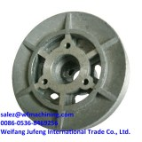 Ductile Iron Foundry Casting Valve Body Sand Castings