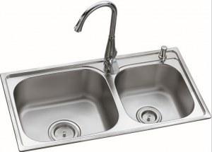 Stainless steel sink DORJ/Tseries