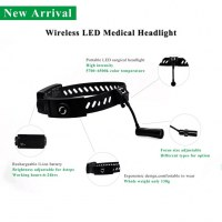 Newest wireless medical headlight ENT headlamp