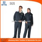 EN11612 100 cotton cheap custom fireproof apparel