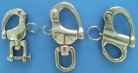 Stainless Steel 316 Swivel Snap Shackle