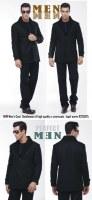Aniltum Brand NEW Men's Coat Gentleman of high quality s overcoats lapel warm R225975