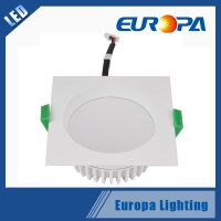 rectangular led downlight 7w price for Europe Market
