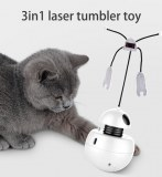 POILS BEBE 3IN1 LASER TUMBLER CAT TOY