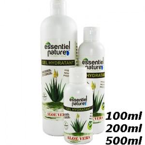 Gel hydratant 100% Aloe Vera BIO