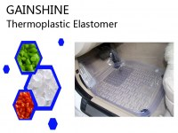 Transparent Thermoplastic Elastomer for Car Floor Mats